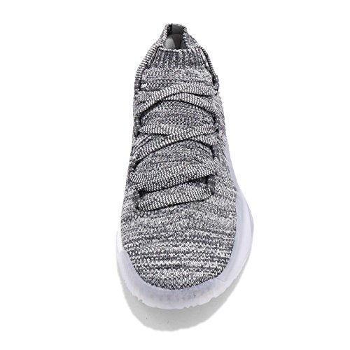 adidas Crazy Explosive Low 2017 PK, Zapatillas de Baloncesto Para Hombre, Gris (Gridos/Gridos/Gricin 000), 39 1/3 EU