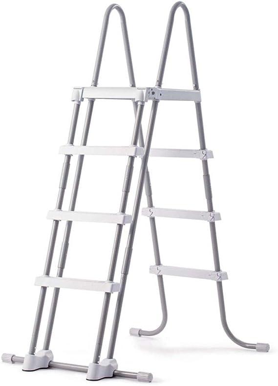 Intex #28076 Escalera de Piscina extraíble para Alturas de Pared, 48 Pulgadas: Amazon.es: Productos para mascotas