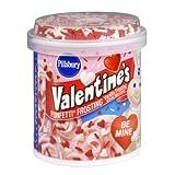 Pillsbury Valentine's Funfetti Vanilla Frosting