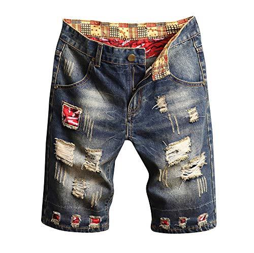 Pantalones Cortos de Hombre, SUNNSEAN Pantalones Chandal ...