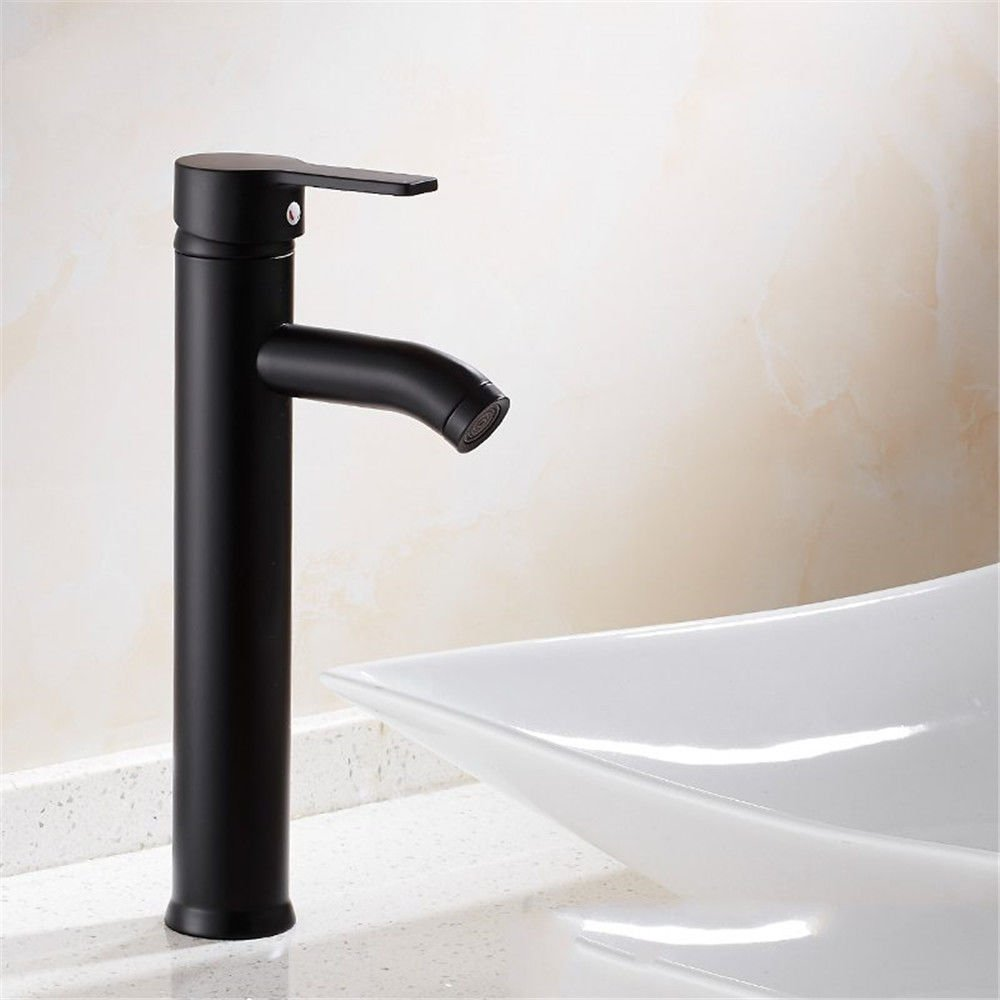 A NewBorn Faucet Kitchen Or Bathroom Sink Mixer Tap The Sink Cold Water Water Tap Dish Washing Basin Sink Water Tap Stainless Steel Swivel Water Tap B