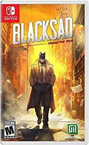 Blacksad: Under the Skin Limited Edition - Nintendo Switch