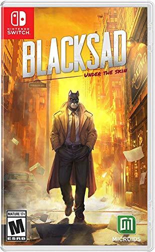 Blacksad: Under The Skin Limited Edition (NSW) - Nintendo Switch