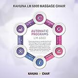 Kahuna Massage Chair LM-6800 Black