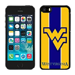 New Iphone 5c Case Ncaa Big 12 Conference West Virginia Mountaineer 2 by Maris's Diary