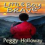 Little Boy Brave: Judith McCain, Book 6   Peggy Holloway