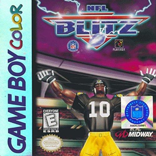 NFL Blitz Football (Nfl Video Game)