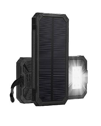 Amazon.com: Cargadores Solares 30.000 mAh, LMS Cargador de ...