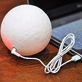 Betazero Moon Lamp Moon Light Touch Sensor