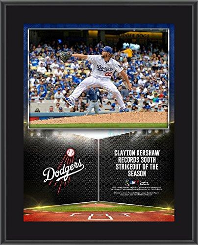 Clayton Kershaw Los Angeles Dodgers 10.5