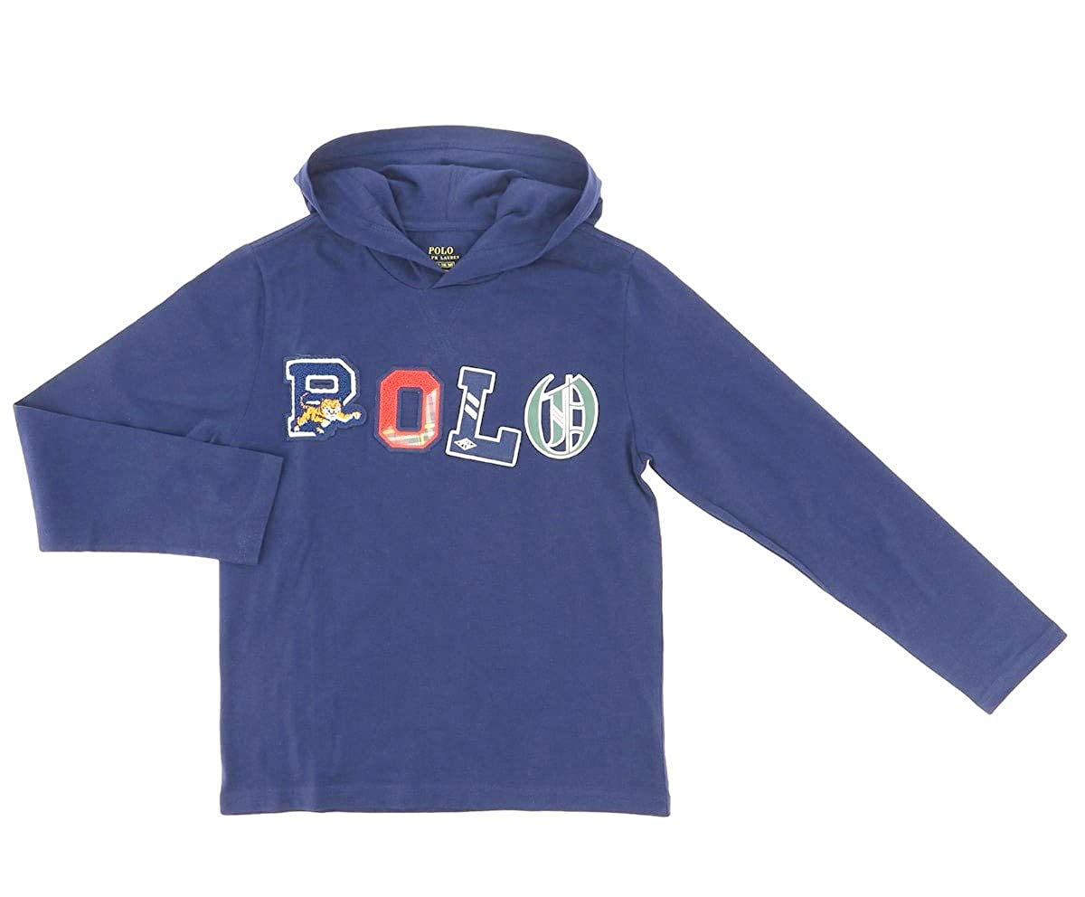 Polo Ralph Lauren - Camiseta Manga Larga Y Capucha LS PO Hood-TP ...