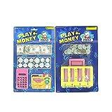 Bulk Buys KK108 Play Money Set Case of 144