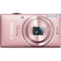 Canon PowerShot ELPH 115 16MP Digital Camera (Pink) (OLD MODEL)