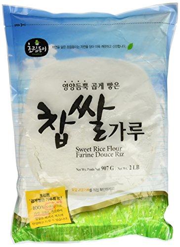 - Sweet Rice Flour, ChapSsal GaRu (2 Lb) By ChoripDong