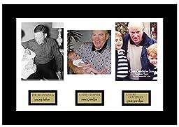 The Grandparent Gift Life Story, Great-Grandpa