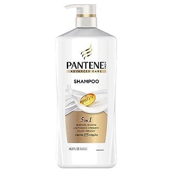 amazon com pantene pro v advanced care shampoo 38 2 oz pump