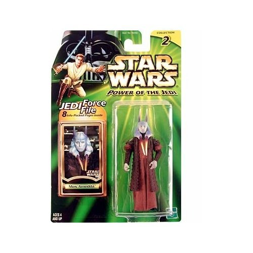 Star Wars: Power of the Jedi Mas Amedda Action Figure