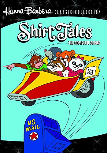(Shirt Tales: The Complete Series)