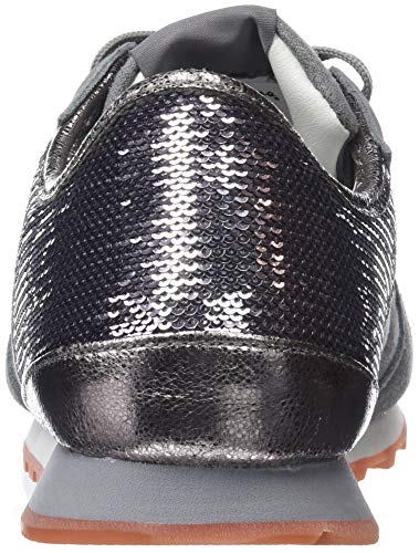 Sequins Middle Femme Verona Pepe Gris Basses Sneakers New W Grey Jeans 925 S6Ixwq4B