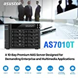 Asustor AS7010T | Enterprise Network Attached