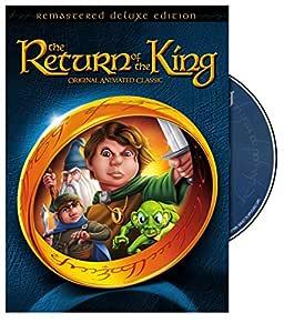 Return Of The King (Deluxe Edition) [Edizione: Stati Uniti] [USA] [DVD]