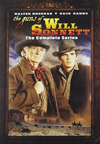 The Guns of Will Sonnett: The Complete Series (Sons Of Guns Dvd Set)