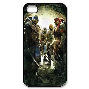 Teenage Mutant Ninja Turtles Hard Snap on Phone Case for iPhone 4s Cover ATR044164
