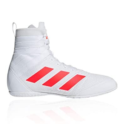 new product ab418 0a0f7 adidas Speedex 18 Boxing Shoes - SS19-6 White