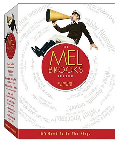 The Mel Brooks Collection (Blazing Saddles / Young Frankenstein / Silent Movie / Robin Hood: Men in Tights / To Be or Not to Be / History of the World, -