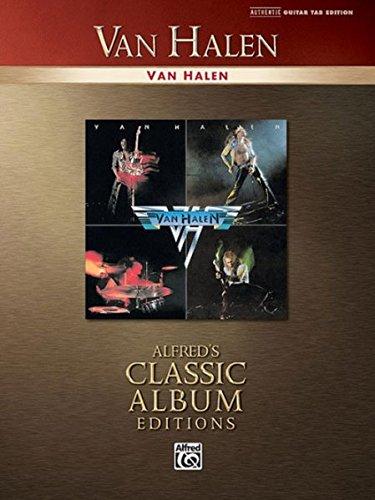 - Van Halen - Van Halen (Alfred's Classic Album Editions)