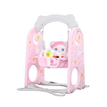 Kinderzimmer Schaukel, Multifunktions Rosa Baby Haushalt ...