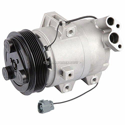 Mazda 6 A/c Compressor - AC Compressor & A/C Clutch For Mazda 6 2003 2004 2005 2006 2007 2008 - BuyAutoParts 60-02013NA New
