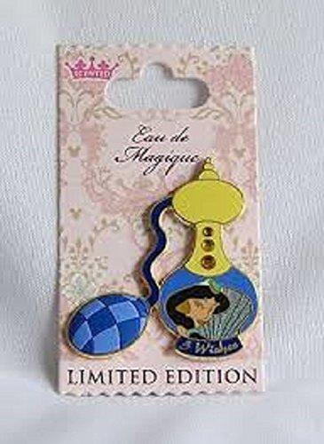 Authentic Disney JASMINE Pin- Eau De Magique Collection- Limited Edition- SOLD OUT ()