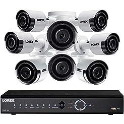 Lorex LNK71082T85B 8-Channel 4K 2TB PoE ...
