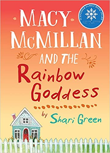 image, Macy McMillan and the Rainbow Goddess