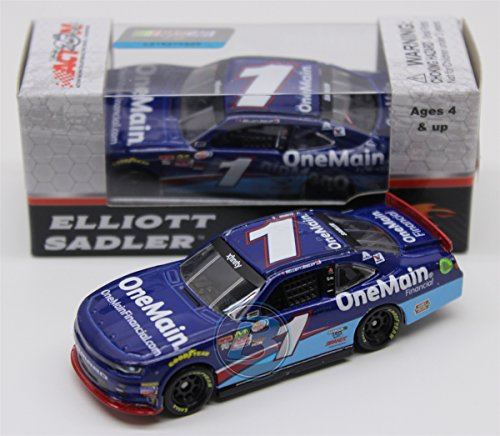 Elliott Sadler 2017 Onemain Financial  1 1 64 Nascar Diecast