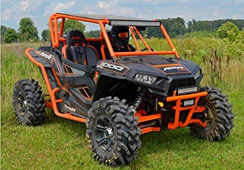 Super ATV vudú azul parachoques delantero Polaris RZR 1000/Turbo: Amazon.es: Coche y moto