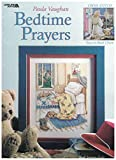 img - for Bedtime prayers: Cross stitch book / textbook / text book