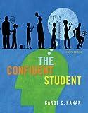 The Confident Student, Kanar, Carol C., 1133316476