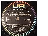 The Apartment: Original Motion Picture Soundtrack