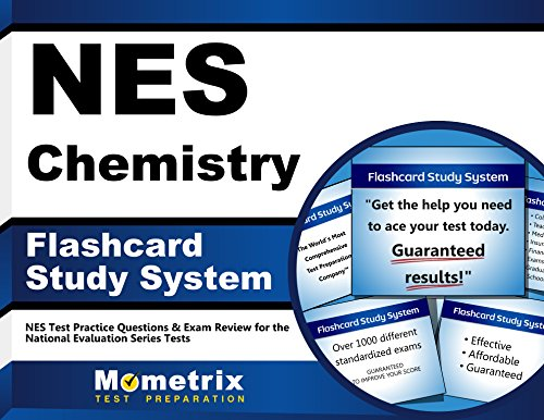 NES Chemistry Flashcard Study System: NES Test Practice Questions & Exam Review for the National Evaluation Series Tests (Cards)