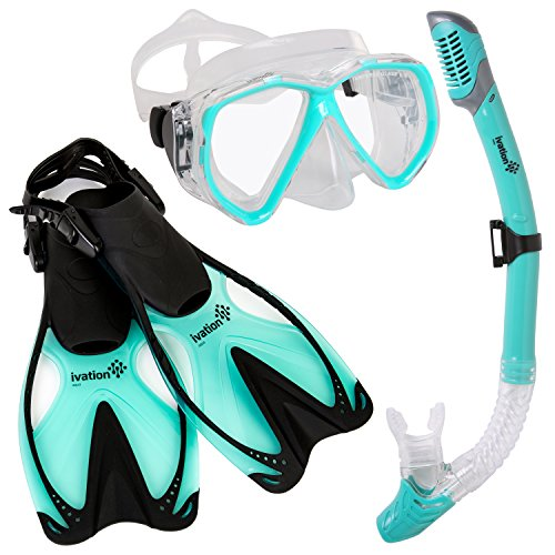 Ivation Adult Diving Gear Adjustable