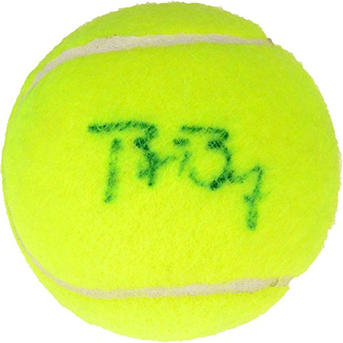 Tennis Ball Borg Bjorn - Bjorn Borg Autographed Wilson Tennis Ball - Fanatics Authentic Certified - Autographed Tennis Balls