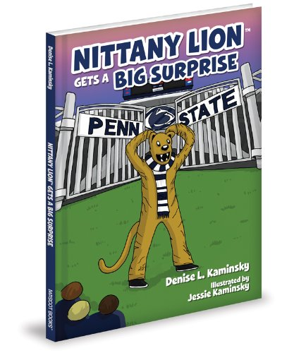 Nittany Lion Store - Nittany Lion Gets a Big Surprise
