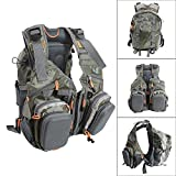 M MAXIMUMCATCH Maxcatch Fly Fishing Backpack Adjustable Size V-SBS Review