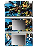 Teenage Mutant Ninja Turtles TMNT Leonardo Leo Shredder Cartoon Movie Video Game Vinyl Decal Skin Sticker Cover for Nintendo DSi System