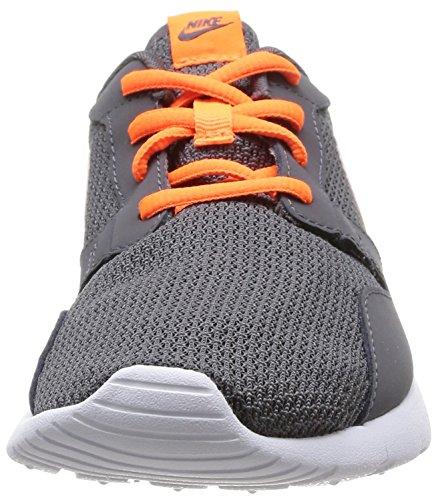 Nike Drengens Kaishi Atletisk Sko Mørkegrå / Total Appelsin YsIsPA