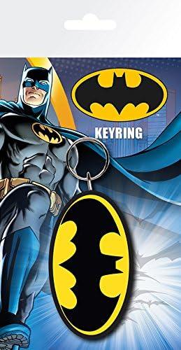 Batman GB Eye LTD, Comic, Logo, Llavero: Amazon.es: Hogar