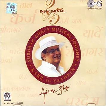 Various Artist - 25 Year Instrumental - Subhash Ghai's
