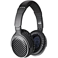 Mixcder HD401 Wireless + Wired Over Ear Headphones Bluetooth V4.0+EDR Stereo Headsets with apt-X Audio, Inbuilt Sensitive Microphone, 16 Hours Play Time, Built-in Rechargeable Battery –Black